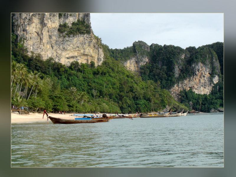 Krabi - Ao Nang - Ralay Beach