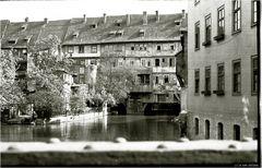 Krämerbrücke - Rückseite ...