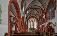 """Kräuterkirche, St. Pankratius und Bonifatius - Bingen / Gaulsheim """" Gott zu Gefallen... """""""
