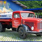 Kraftstoff-Tanker