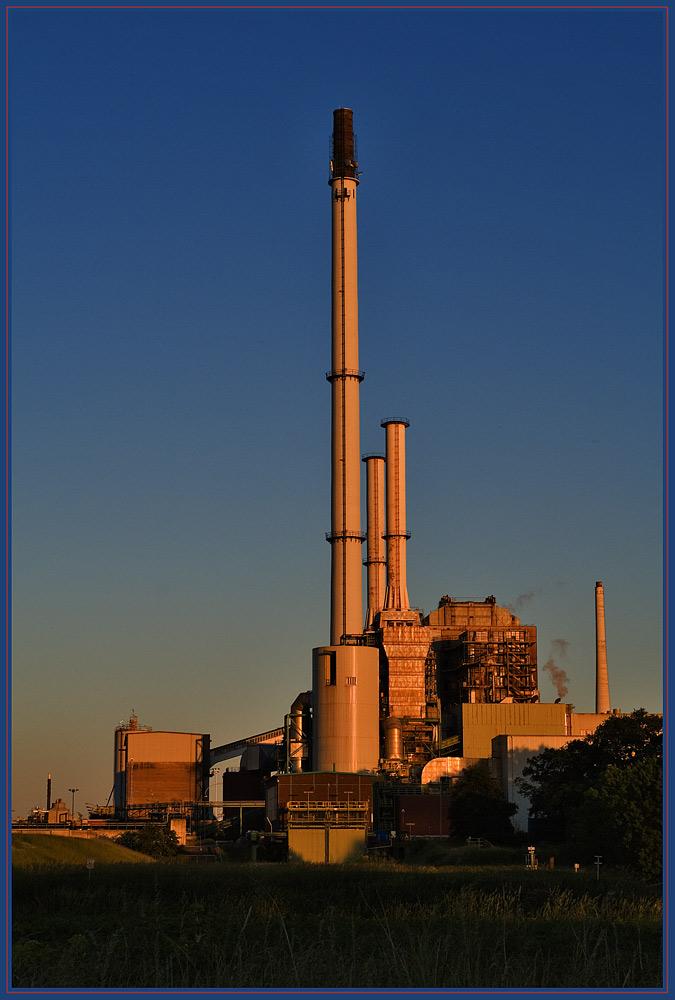 Kraftwerk Chemiepark Marl