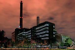 Kraftwerk Hermann Wenzel in Duisburg.