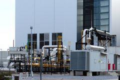 Kraftwerk Lauswand - Außenanlage