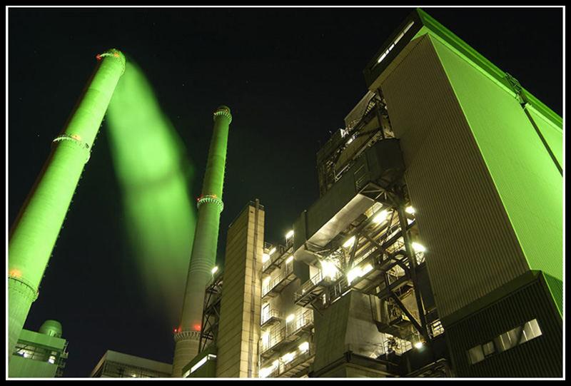 Kraftwerk Lausward