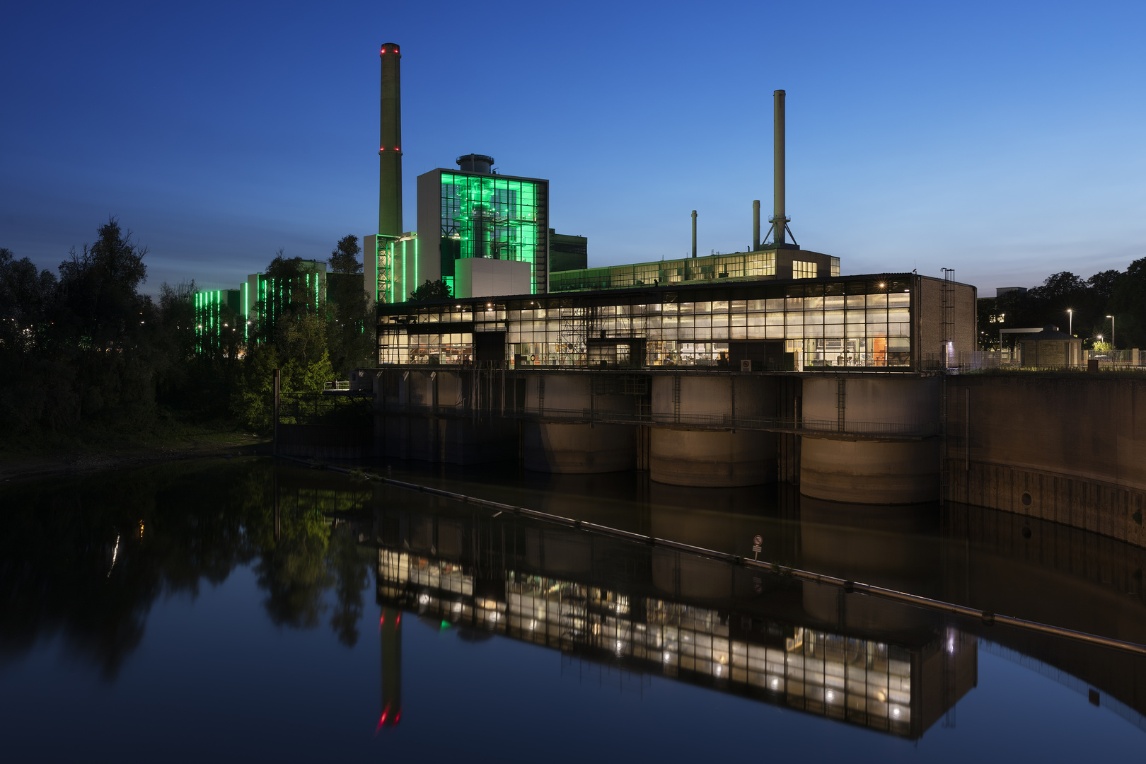 Kraftwerk Lausward IV