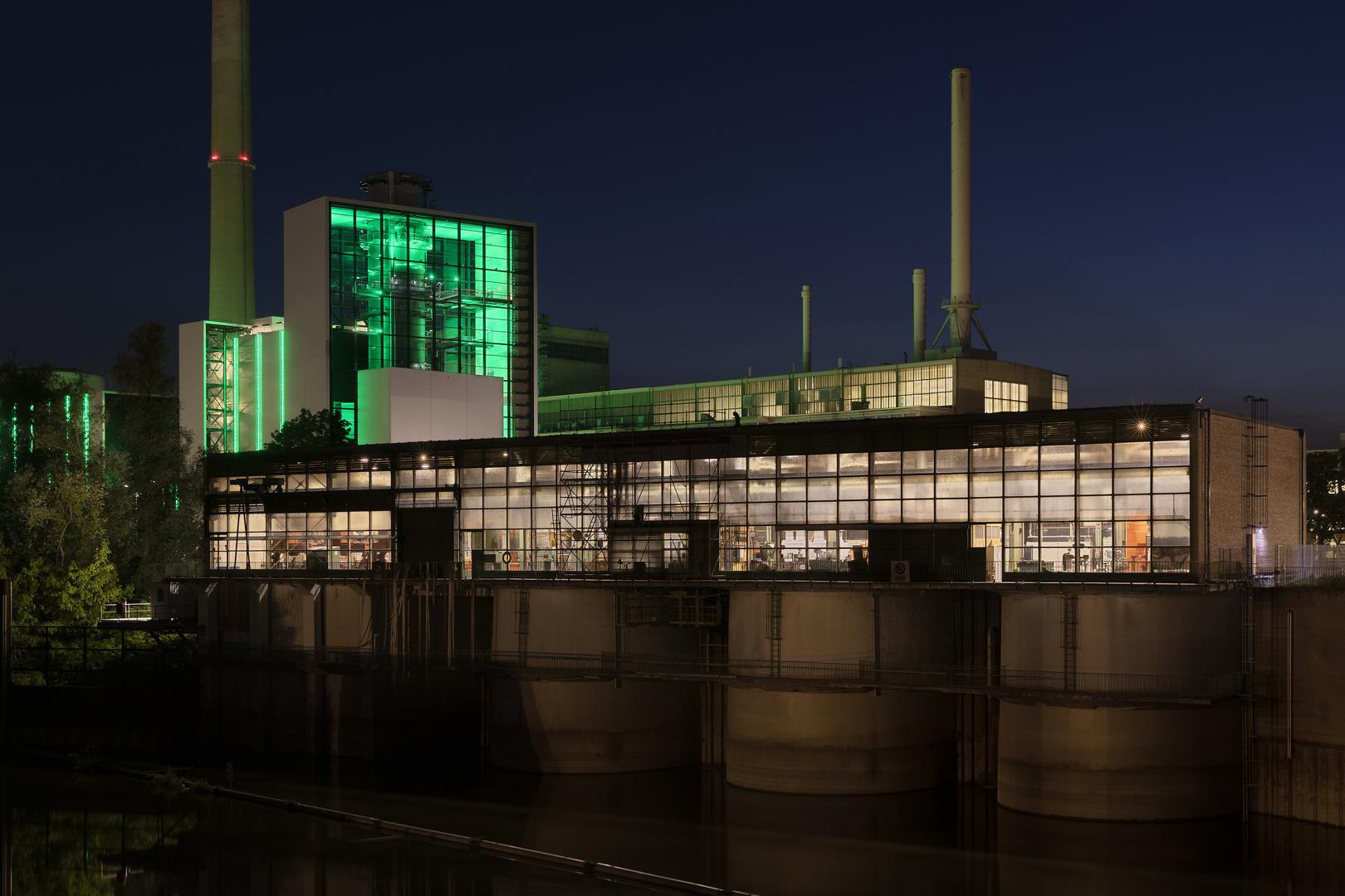 Kraftwerk Lausward V