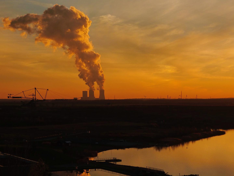 Kraftwerk Lippendorf 11-2012