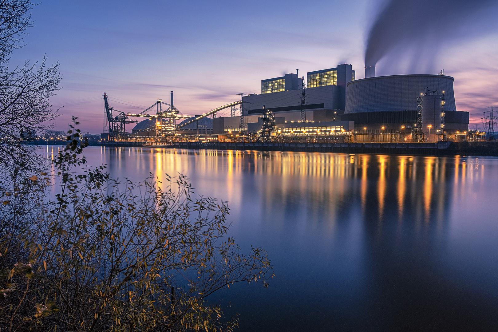 Kraftwerk Moorburg - Hamburg