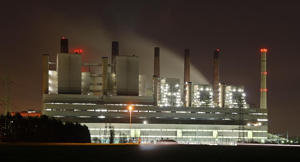 Kraftwerk Neurath III