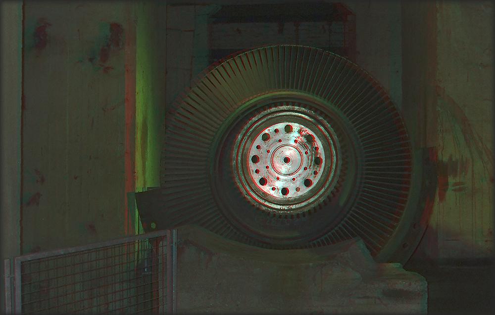 Kraftwerk Peenemünde 5 (3D)