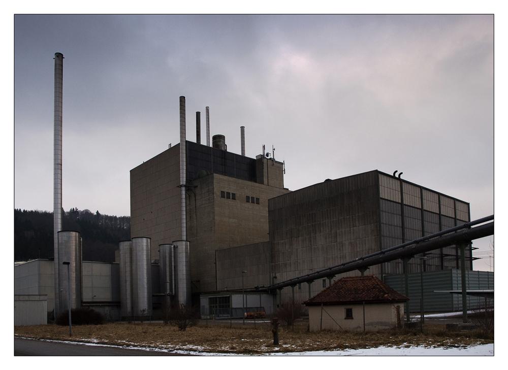 Kraftwerk Peißenberg