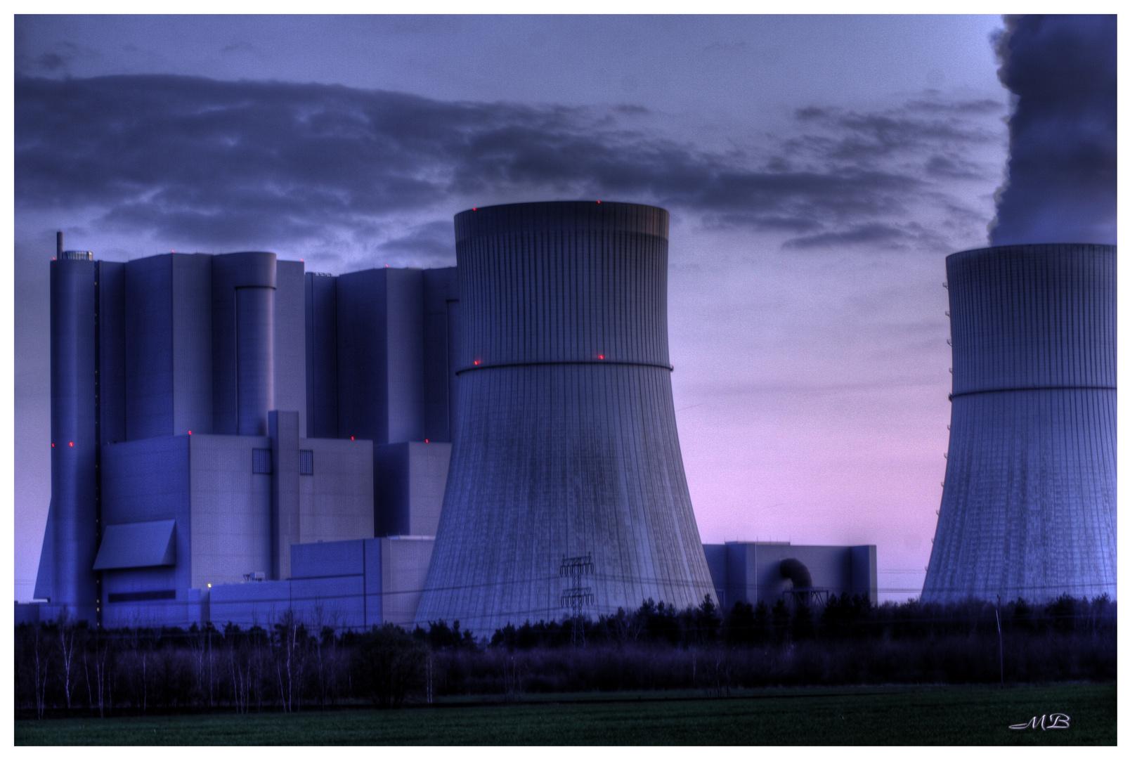 Kraftwerk Schwarze Pumpe No.2