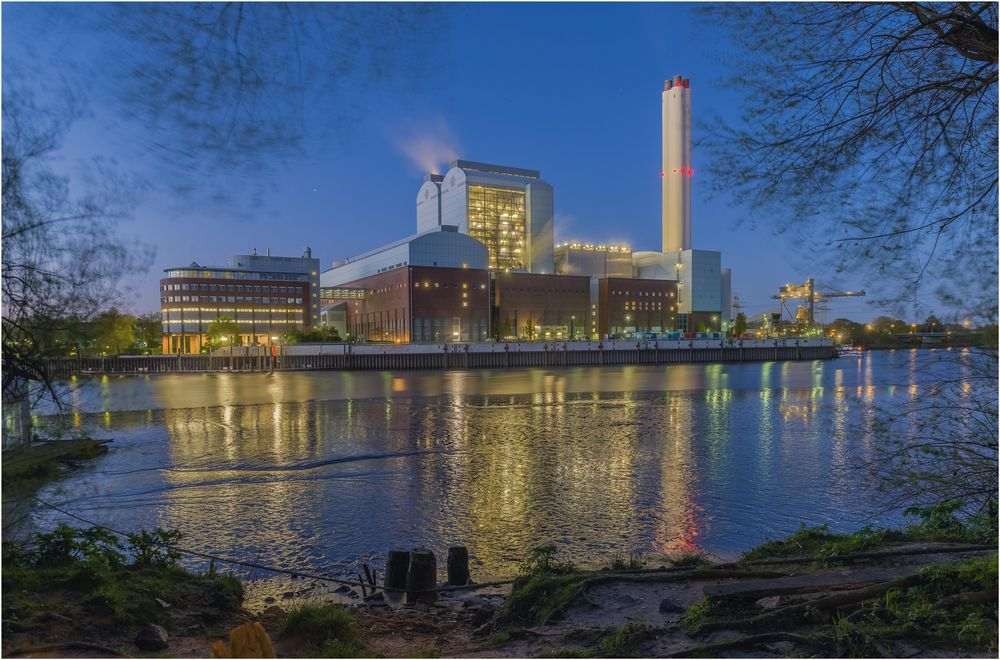Kraftwerk Tiefstack