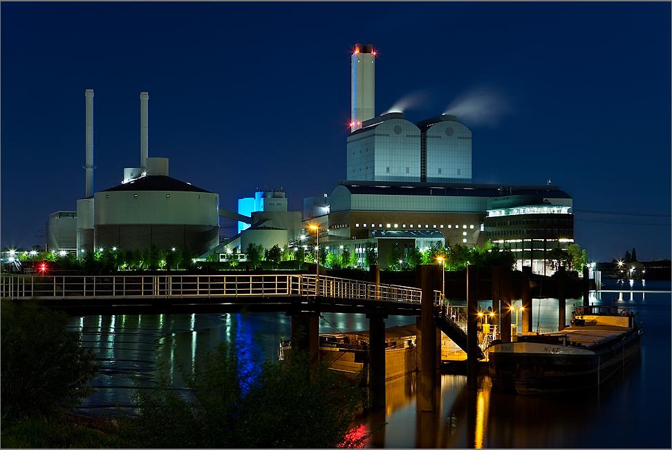 Kraftwerk Tiefstack II