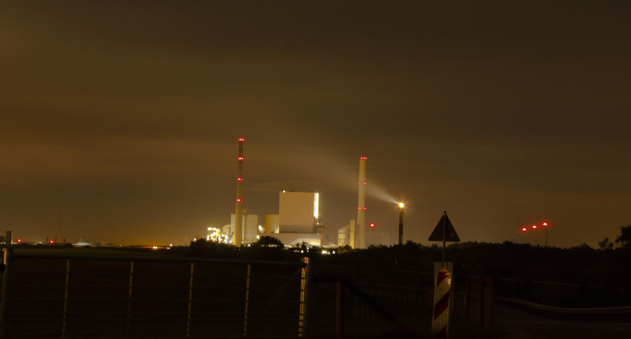 Kraftwerk WHV
