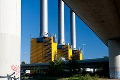 Kraftwerks-Studie V.