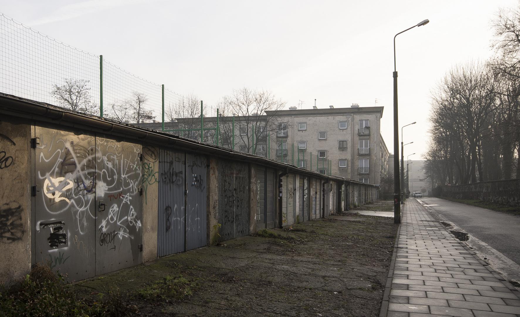 Krakow - Micha?a Siedleckiego