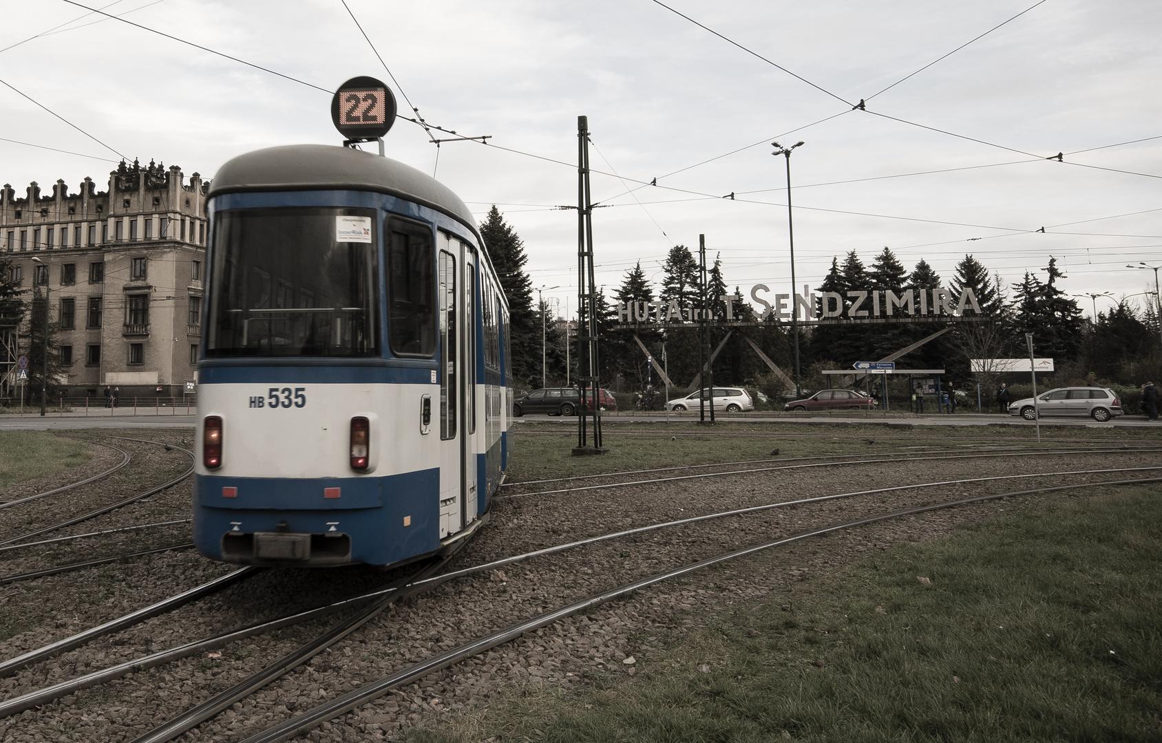 Krakow - Nowa Huta - Aleja Solidarnosci - 03