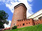 KRAKOW  -  Wawel  a tower