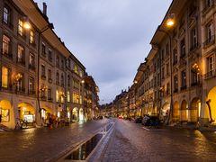 Kramgasse Bern Schweiz