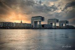 Kranhäuser zu Köln