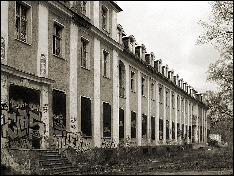 Krankes Haus