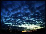 Krasse Wolken