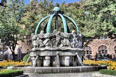 Krautkopfbrunnen - Gutenbergplatz