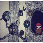 Kreativität gegen Langeweile...