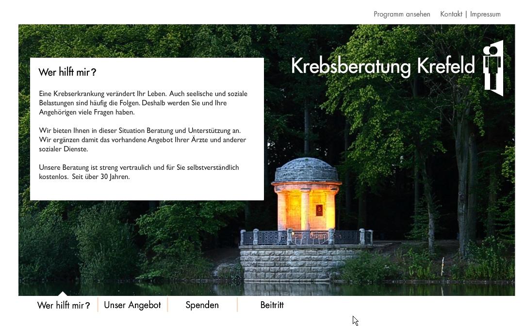Krebsberatung Krefeld