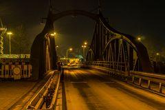 Krefeld - Rheinhafenbrücke