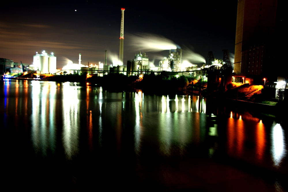 Krefelder Hafen