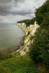 Kreide  -  Küste