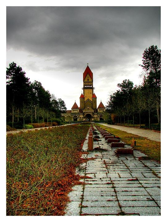 Krematorium Südfriedhof Leipzig