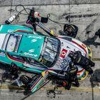 Kremer Porsche Boxenstop