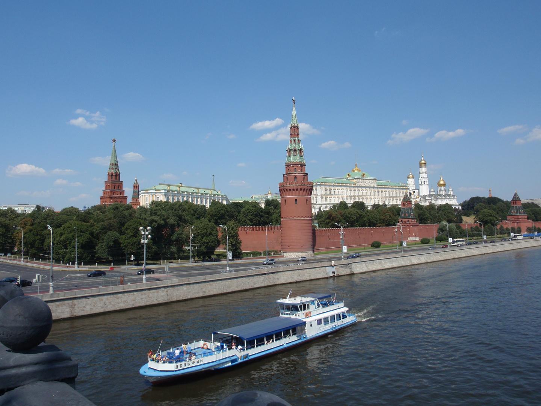 Kreml von außen