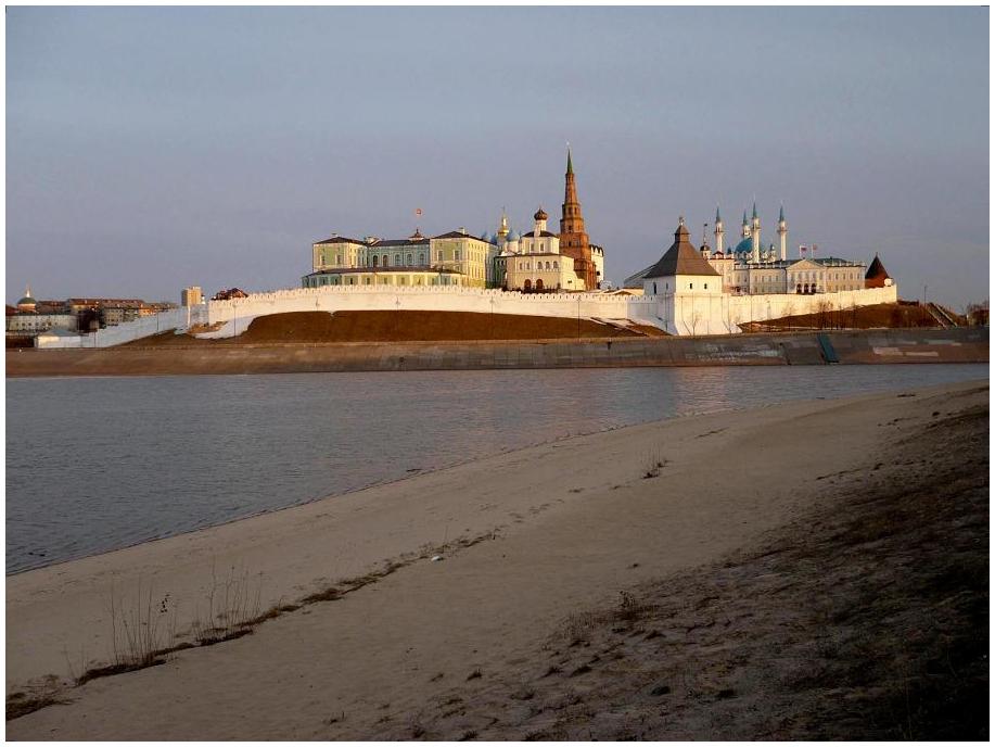 Kreml von Kasan 2