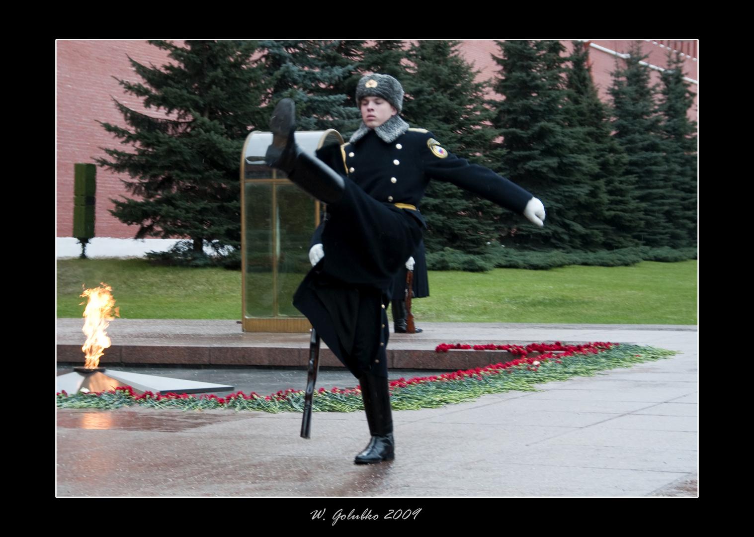 Kreml Wache