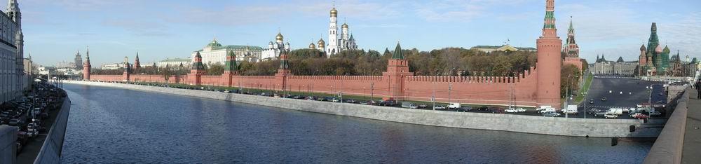 Kremlin Panorama