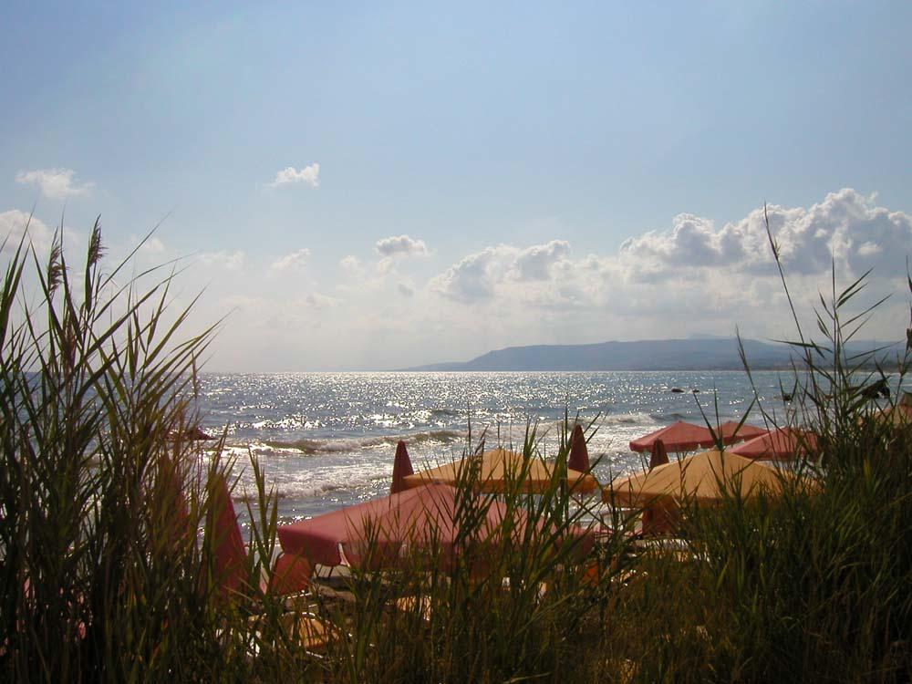 Kreta am Morgen