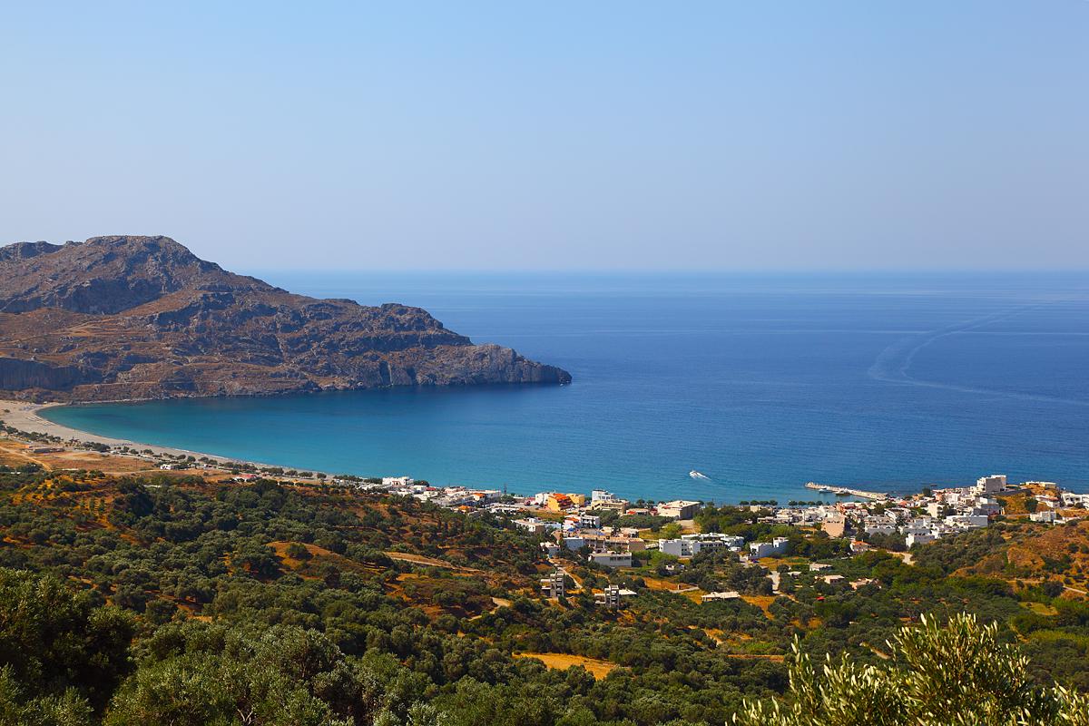 Kreta - Aussicht ....