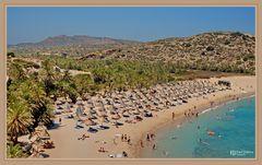 Kreta, Grillplatz