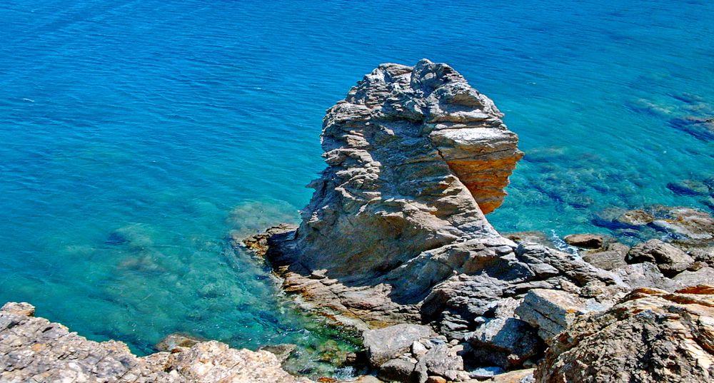 Kreta, Steilküste