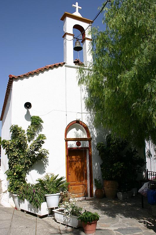 Kretanische Dorfkirche