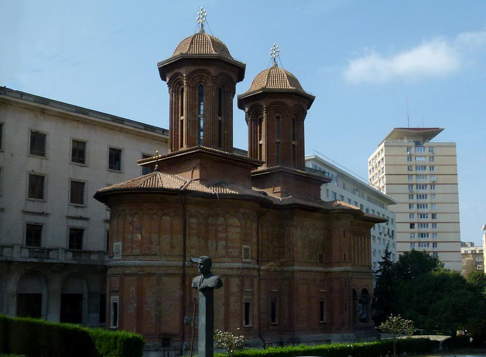 Kretzulescu Kirche in Bukarest