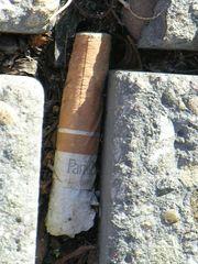 Kreuz des Zigarettentodes ....