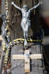Kreuz vom Berg der Kreuze