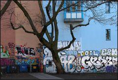 Kreuzberg ist bunt ...