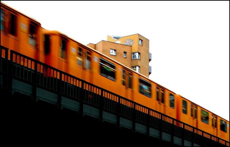 Kreuzberg: U-Bahn
