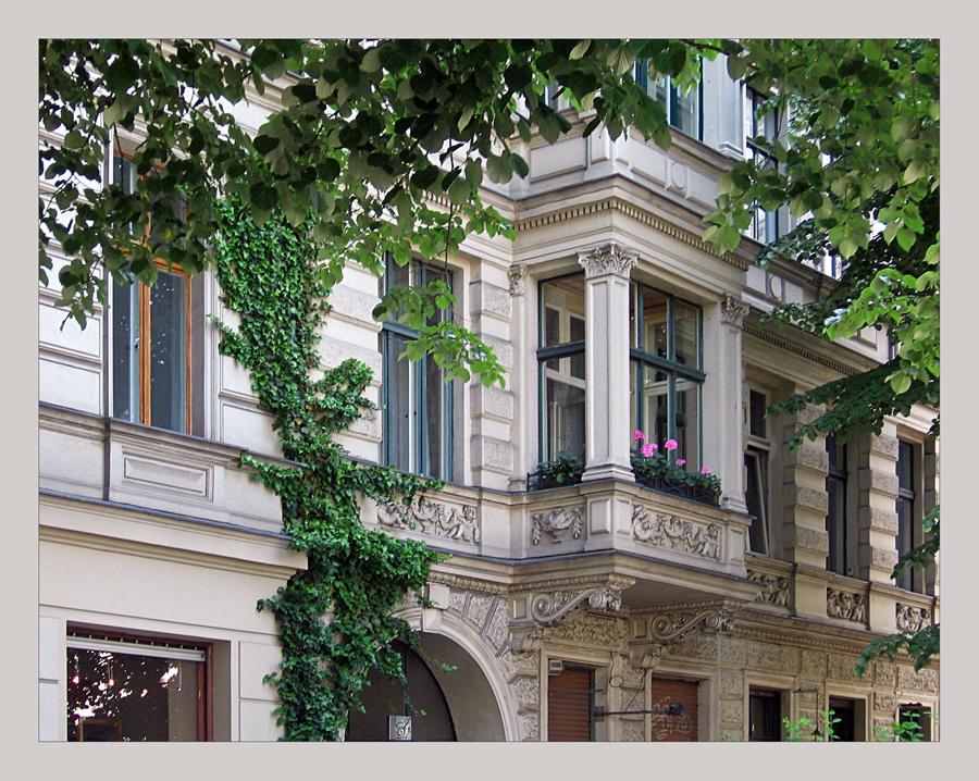 Kreuzberger Fassade
